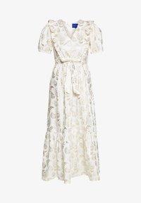 Résumé - TENDORA DRESS - Maxi dress - white - 4