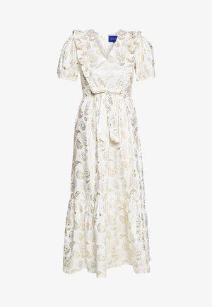 TENDORA DRESS - Maxi dress - white