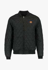 DIAMOND - Light jacket - black
