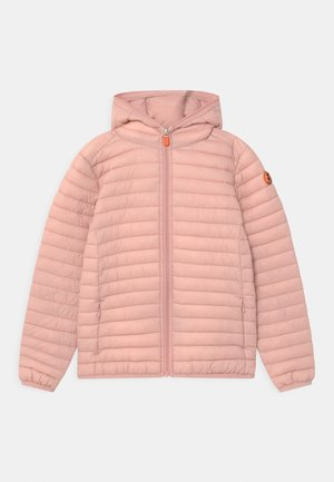 HOODED  - Lehká bunda - blush pink