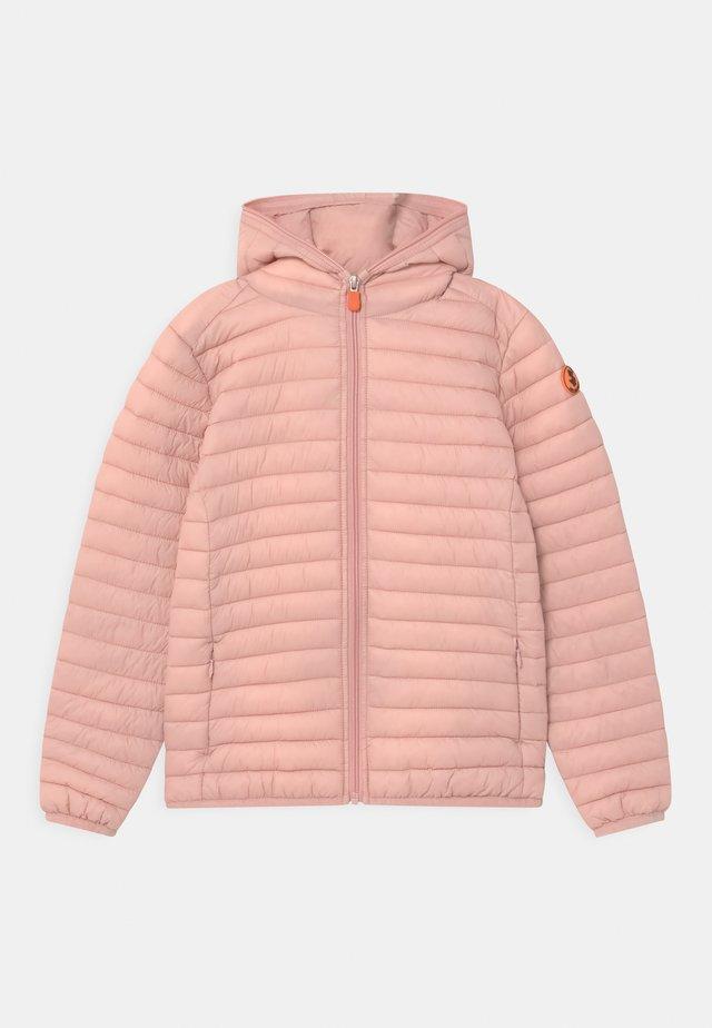 HOODED  - Giacca da mezza stagione - blush pink