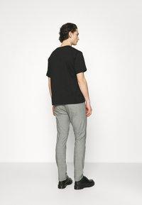 Esprit - Chino kalhoty - dark grey - 2