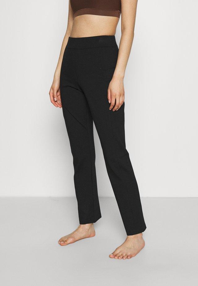 Kalhoty - classic black