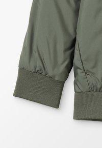 Didriksons - ROCIO KIDS JACKET - Outdoor jacket - khaki - 3