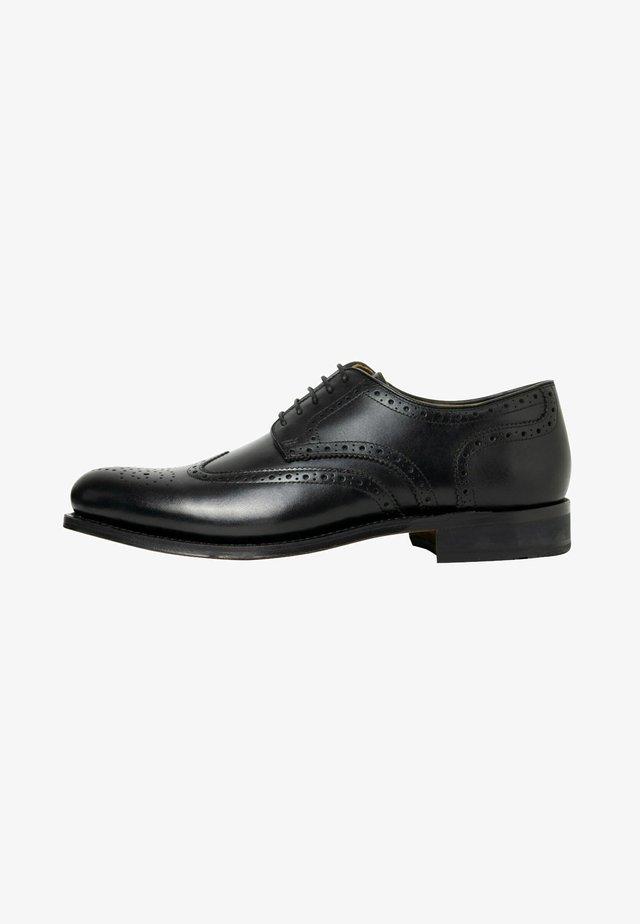LEVET - Business sko - black