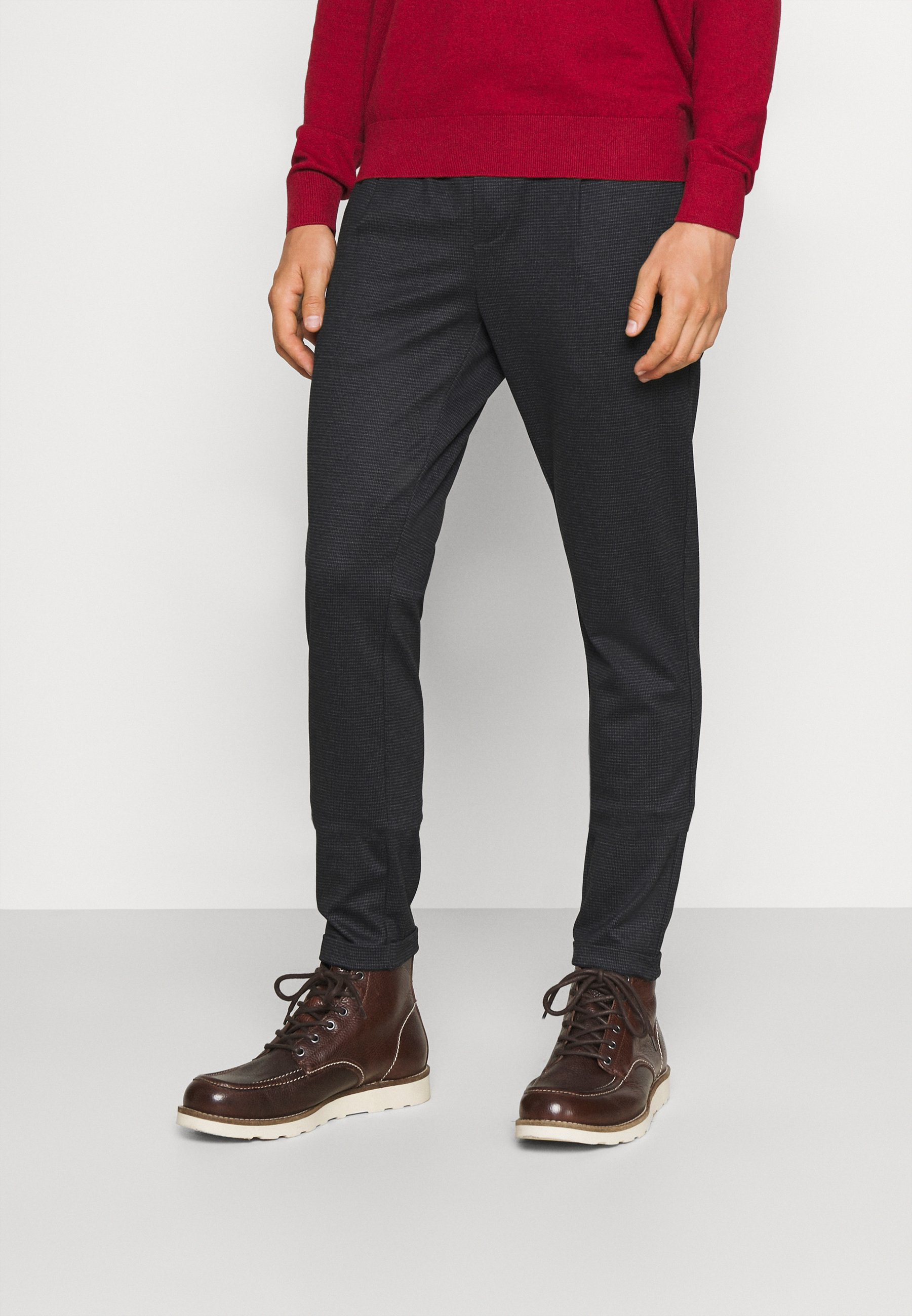 Men EBERLEIN WITH ROLLED UP - Chinos