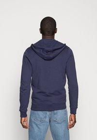 Lyle & Scott - Zip-up sweatshirt - navy - 2