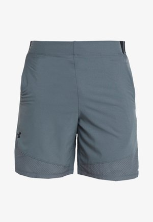 VANISH SHORT NOVELTY - Pantalón corto de deporte - pitch gray/black