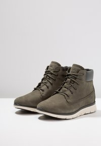Timberland - KILLINGTON  - Lace-up ankle boots - khaki - 3