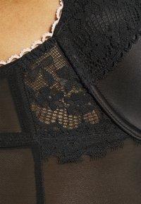 Marks & Spencer London - BASQUE - Corpetto - black - 5