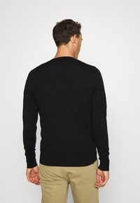 Tommy Hilfiger Tailored - Pullover - black - 2