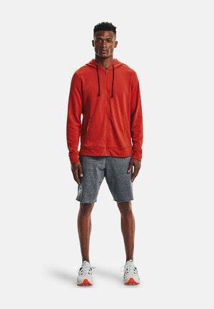 RIVAL TERRY FZ HD - Zip-up sweatshirt - dark red