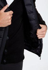 DeFacto - Waistcoat - black - 3