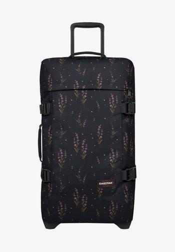 Wheeled suitcase - wild black