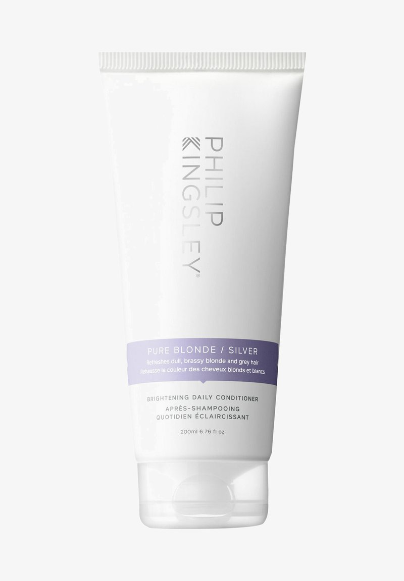 Philip Kingsley - PHILIP KINGSLEY PURE SILVER CONDITIONER - Conditioner - -