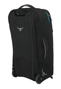 Osprey - FAIRVIEW WHEELS - Wheeled suitcase - black - 3