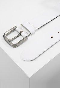 Replay - CINTURA - Belt - white - 2