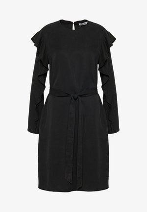 DRESS KLEO - Day dress - black