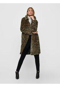 JDY - Winter coat - black - 1