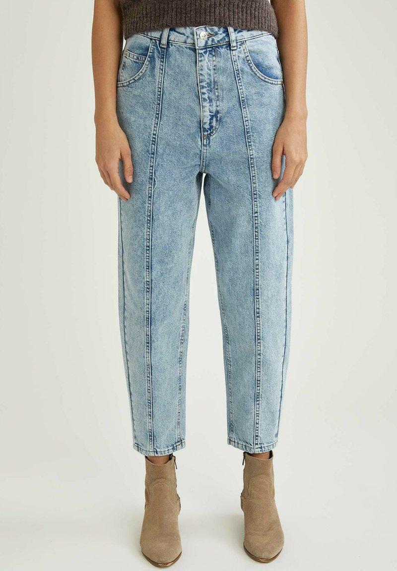 DeFacto - Bootcut jeans - blue