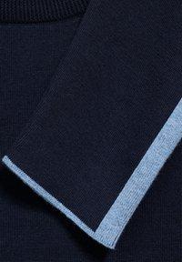 Cecil - MIT DOUBLEFACE - Jumper - blau - 4
