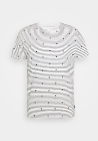 edc by Esprit - PALM - Print T-shirt - offwhite - 4