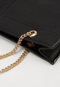 Gina Tricot - EMMA BAG - Handbag - black - 3