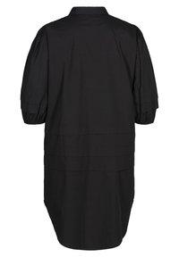 Zizzi - Shirt dress - black - 1