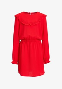 WE Fashion - Hverdagskjoler - bright red - 0