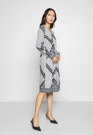 DRESS - Shirt dress - antique mix