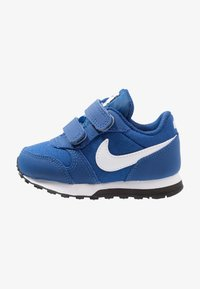 Nike Sportswear - MD RUNNER  - Sneakers laag - gym blue/white/black