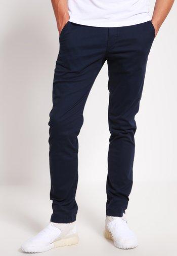KERMAN  - Pantaloni - navy blue