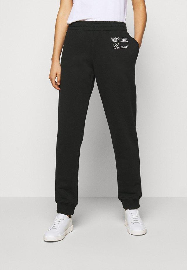TROUSERS - Pantalones deportivos - black