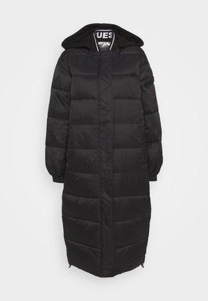 Zimní kabát - jet black