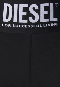 Diesel - FAUSTIN TROUSERS - Pyjama bottoms - black - 2