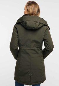 DreiMaster - Winter coat -  olive - 2
