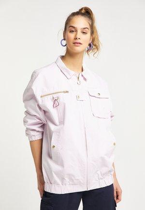 Summer jacket - light pink