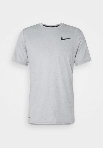 DRY  - T-shirt basic - particle grey/grey fog/heather/black