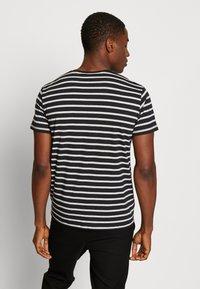 Esprit - Print T-shirt - black - 2