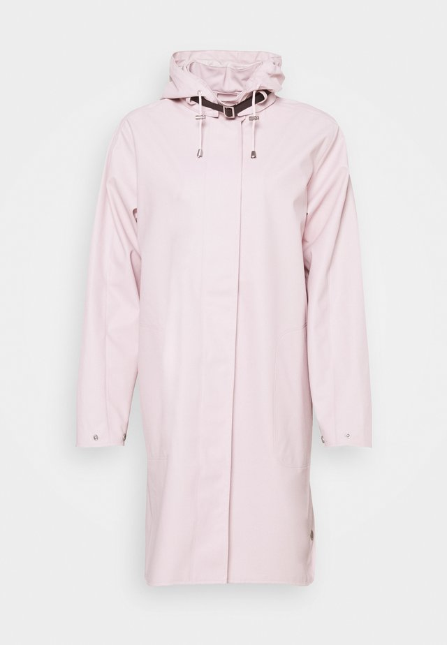 RAINCOAT - Waterproof jacket - lavender pink