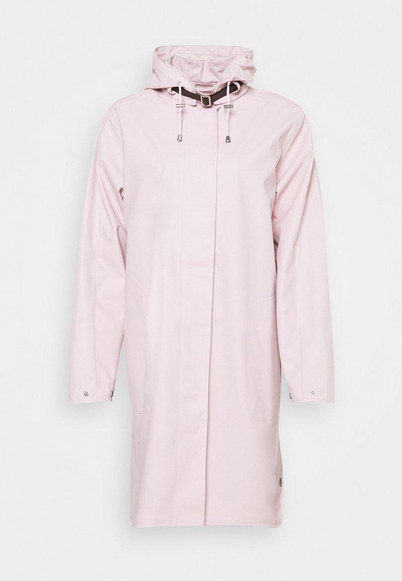 Ilse Jacobsen - RAINCOAT - Vodotěsná bunda - lavender pink