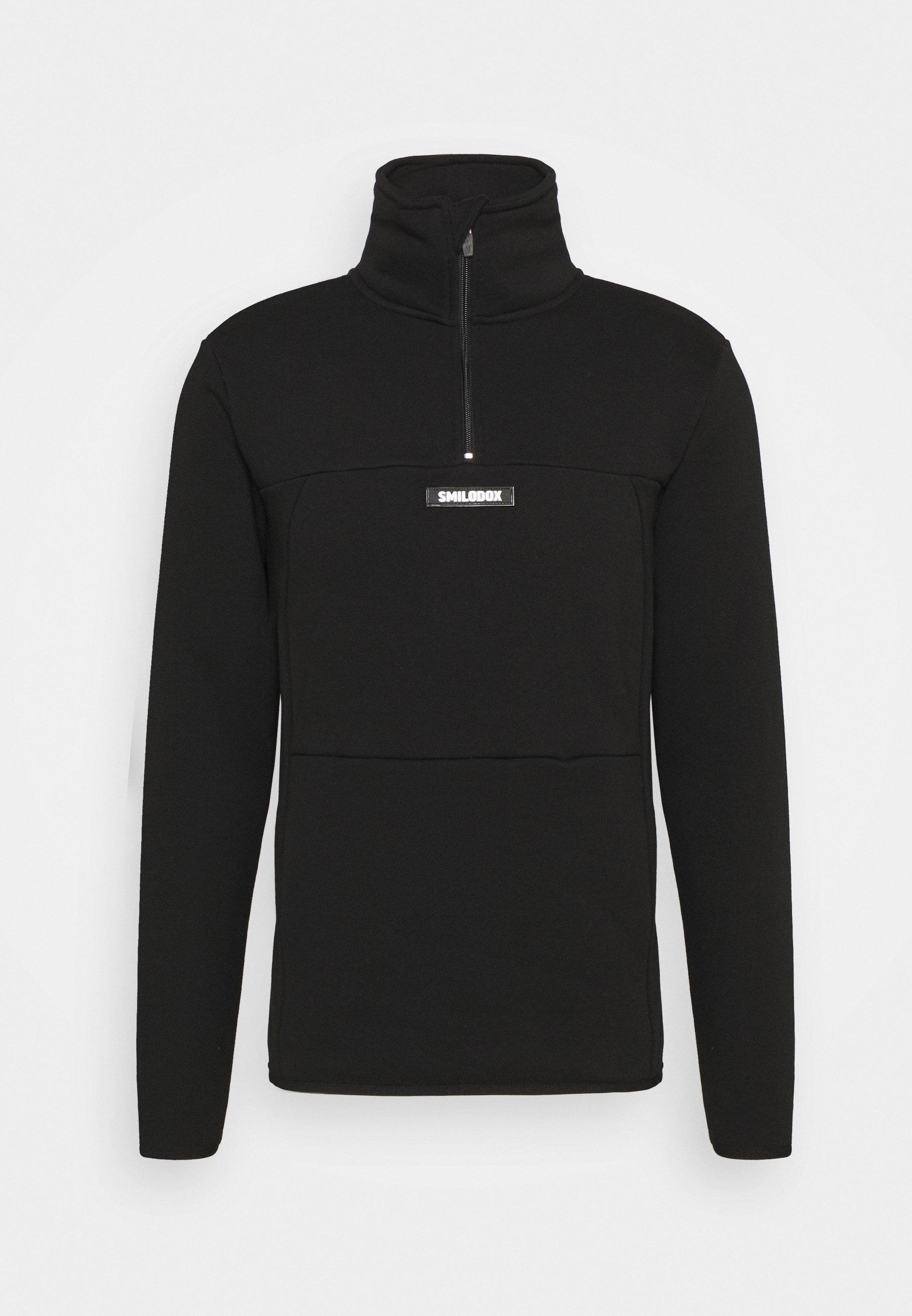 Men HALF ZIP BLAZE - Sweatshirt