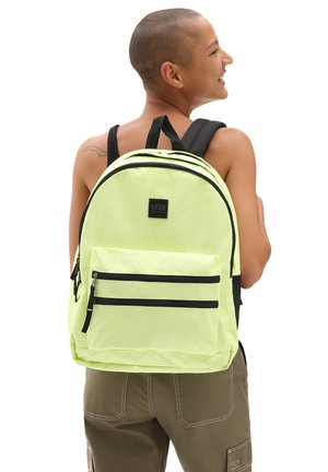 WM SCHOOLIN IT BACKPACK - Rucksack - sunny lime