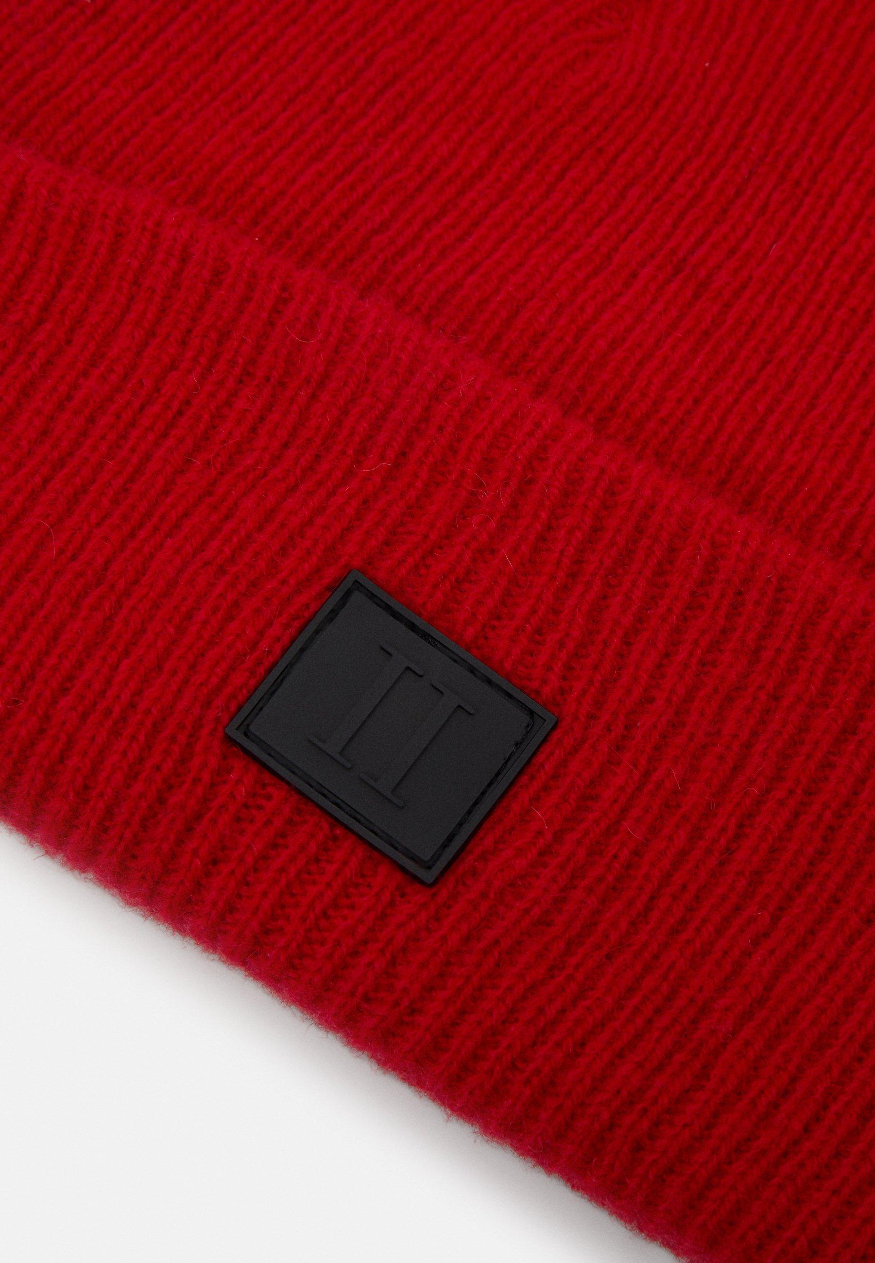 Les Deux BEANIE - Lue - red/rød 1RQV76x4zzgmTKo