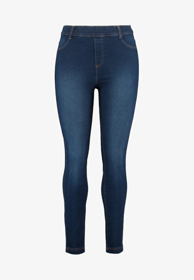 POPPY - Slim fit jeans - blue