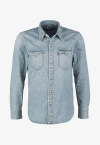 Levi's® - BARSTOW WESTERN - Shirt - red cast stone - 5