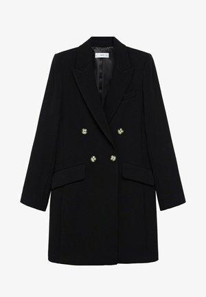 SUGUS - Short coat - schwarz