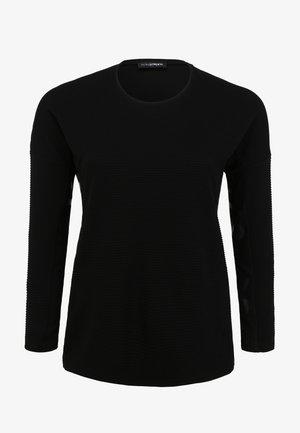 Longsleeve - schwarz