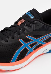 ASICS - GEL-PULSE 12 - Zapatillas de running neutras - black/directoire blue - 5