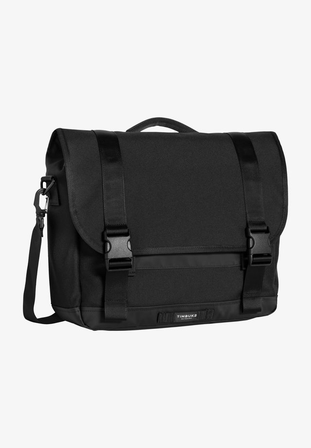 Laptop bag - jet black
